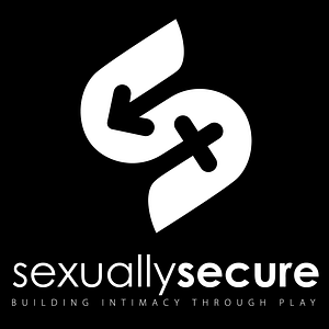 Sexually Secure Logo in White on Black