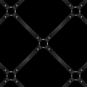 SoSF_Throw_Strap-_DiamondBlack_Silver_Detail