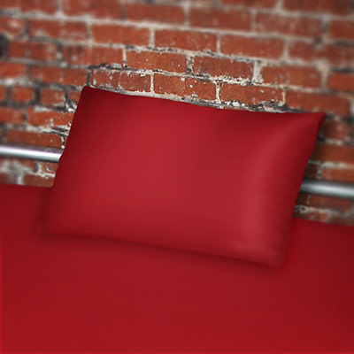 Fluidproof Pillowcase – Red
